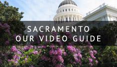 Capital building, Sacramento