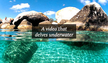 Sailing and diving in the BVI - video - thumb