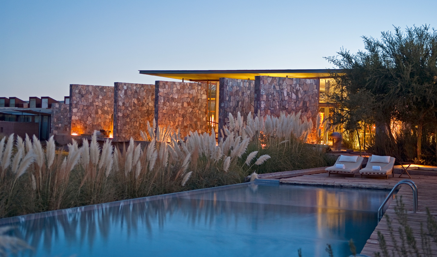 Discover a stylish oasis in the heart of the Atacama desert