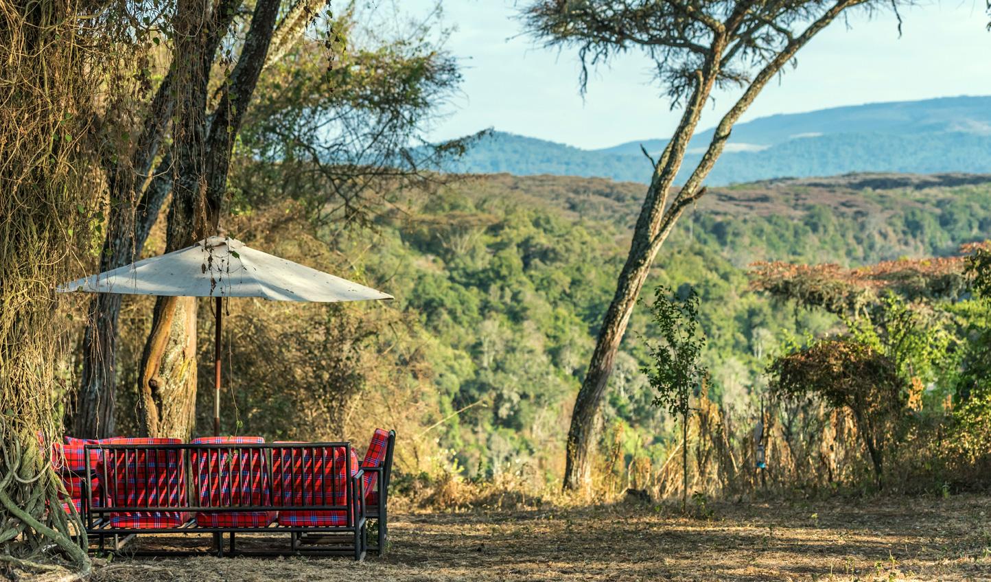Sanctuary Ngorongoro Crater Camp
