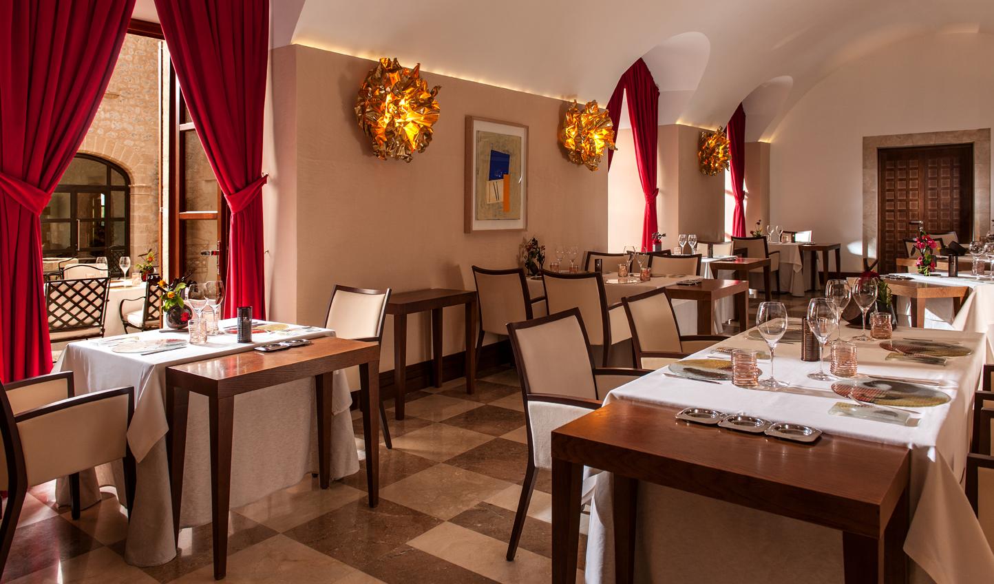 Indulge in two Michelin starred dining at Zaranda