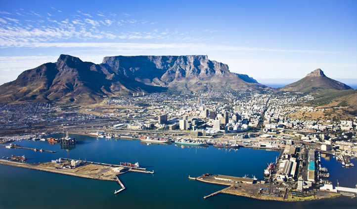 Start your trip in Cape Town