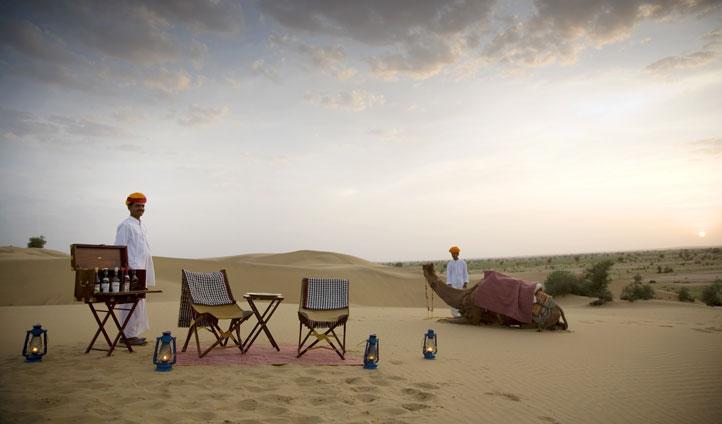 The Serai, your oasis in Jaisalmer