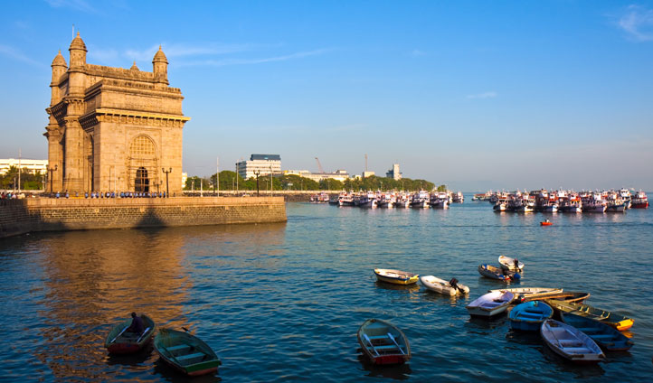 Marvel at the Gateway to India