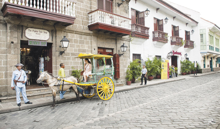 Intramuros, the Philippines