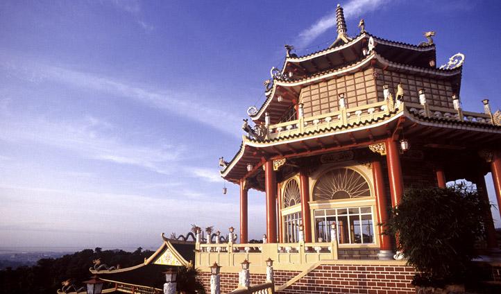 Taoist Temple in Cebu, the Philippines.