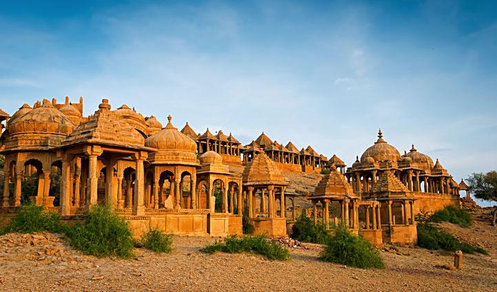 The desert beauty of Jaisalmer