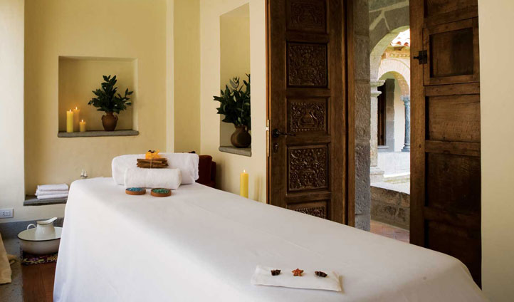 Indulge in some pampering at La Casona