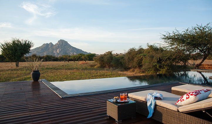 You won't want to leave Jawai Leopard Camp