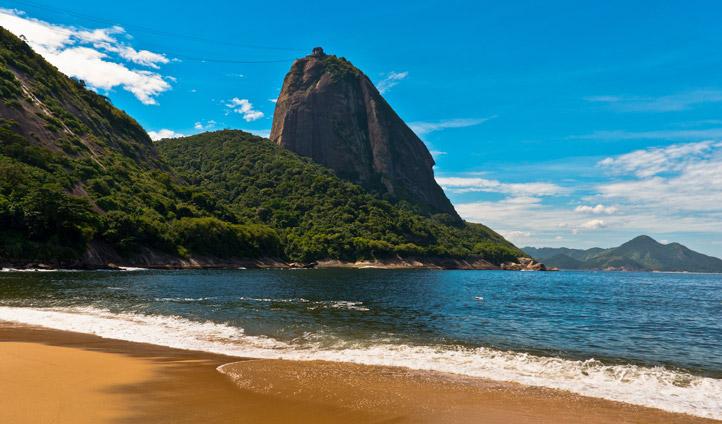 Explore Rio's hidden beaches