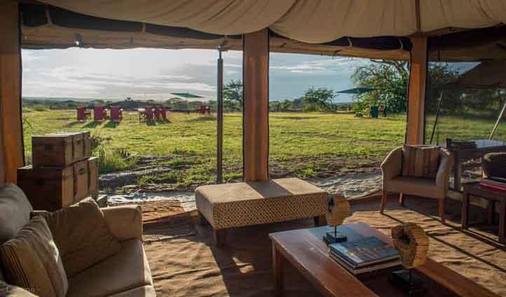 Tanzania camps