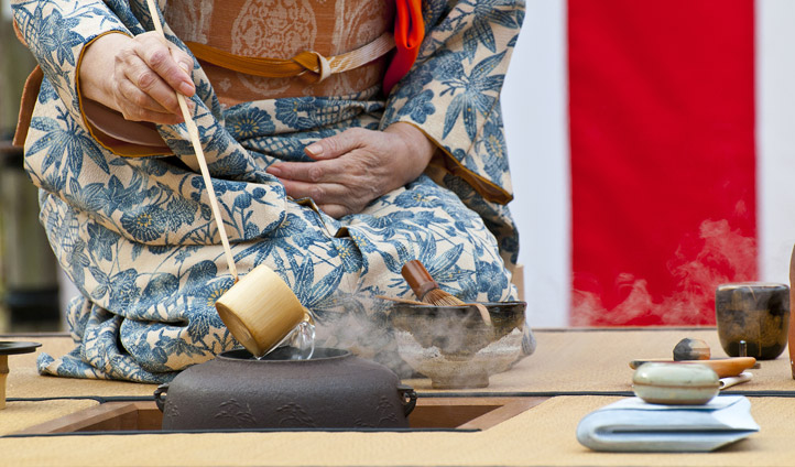 Kyoto's iconic tea ceremony