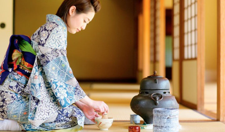 Tea ceremony, Japan