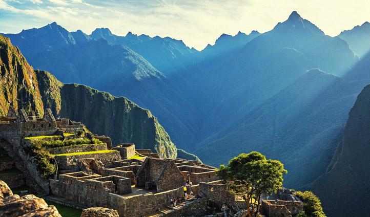 Trek through the Andes
