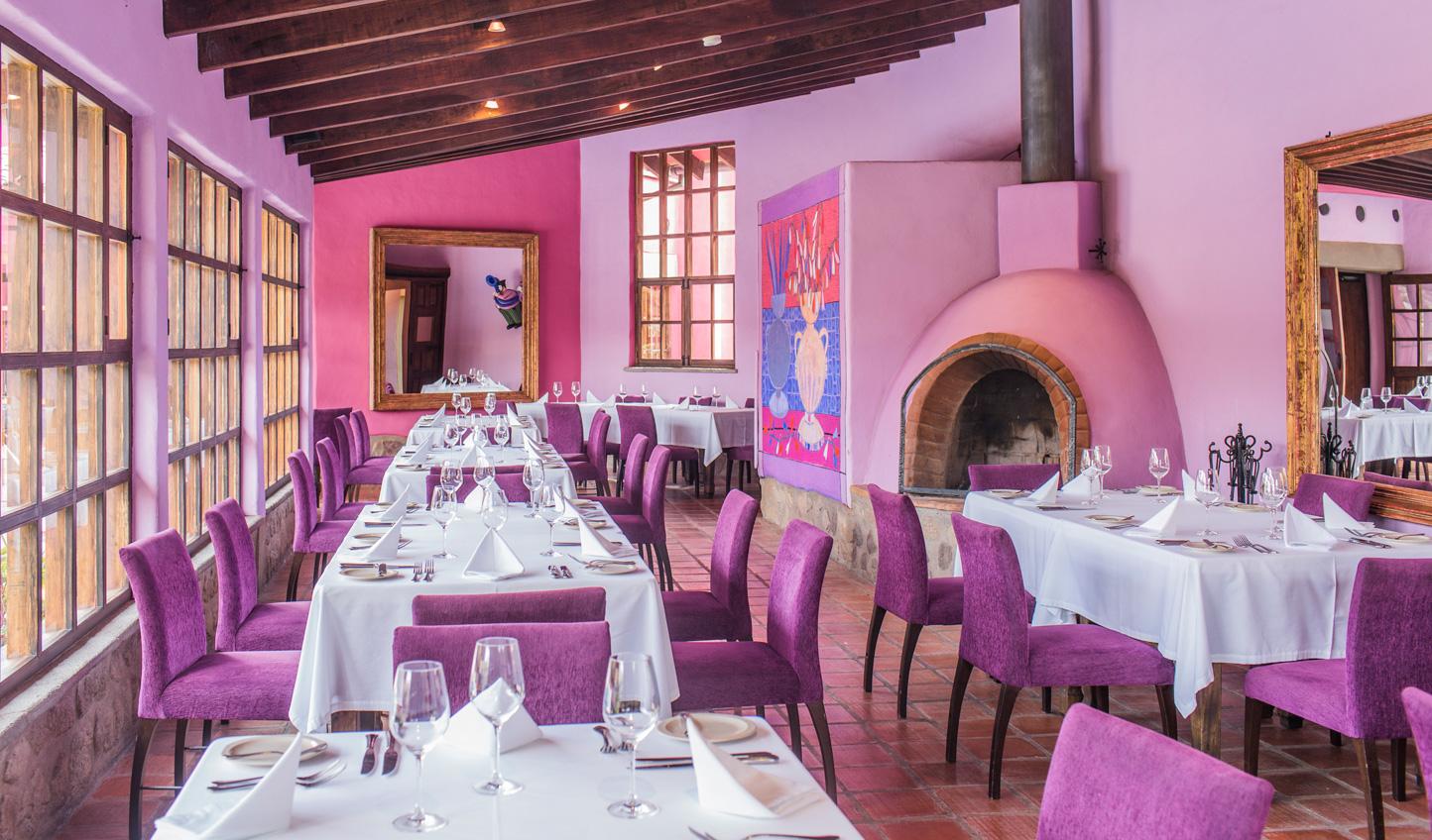 Sample Peruvian cuisine at Killa Wasi Restaurant