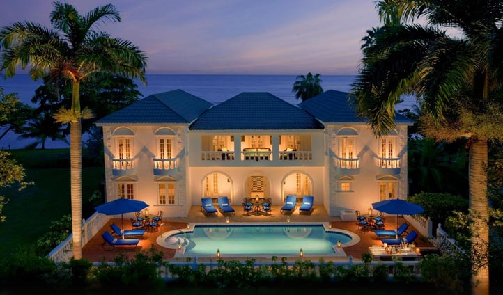 The Half Moon Hotel in Jamaica
