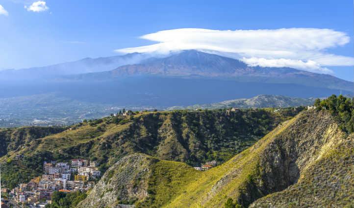 Mount Etna, Taormina
