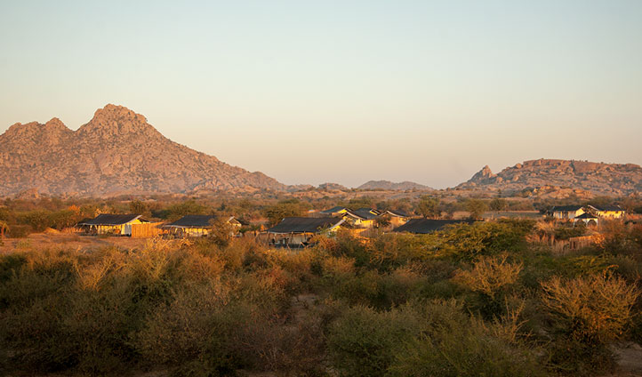 Back to nature in Jawai