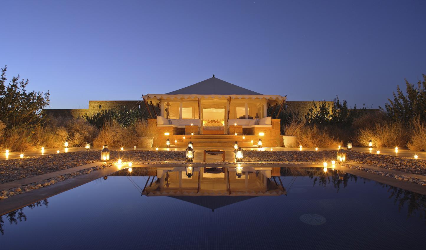 A picturesque getaway in Jaisalmer