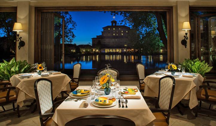 Ristorante Del Lago, The Broadmoor