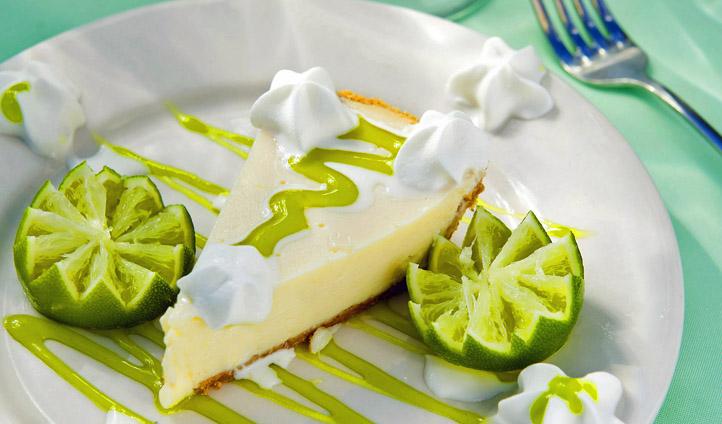 The Florida Keys' famous Key Lime Pie, USA