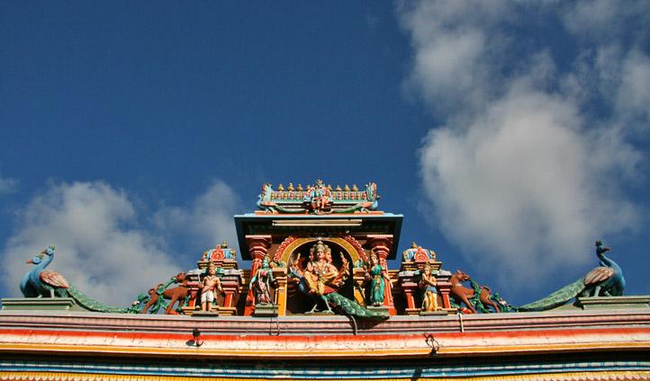 Awe at the Kapaleeshwar Temple in Chennai