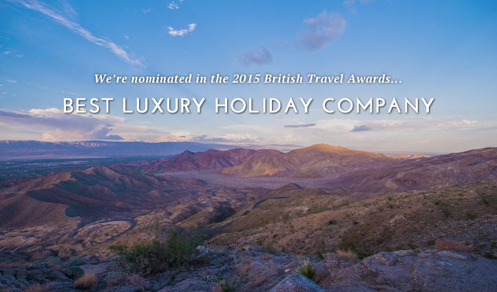 British travel awards 2015 | Black Tomato