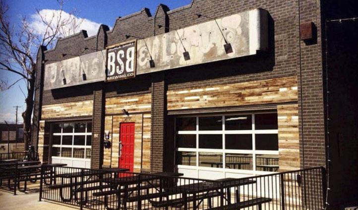 Black Shirt Brewery exterior