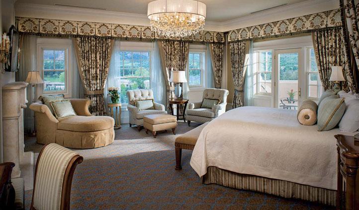 Junior Suite at The Broadmoor