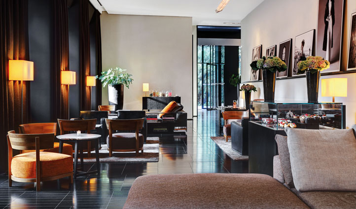 Luxury Hotel in Milan