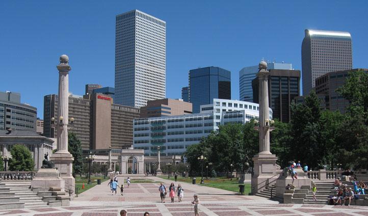 Denver Civic Centre, Colorado