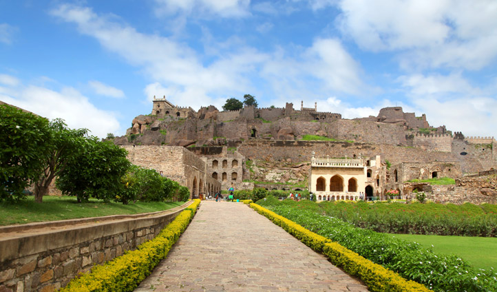 Explore the forts in Hyderabad