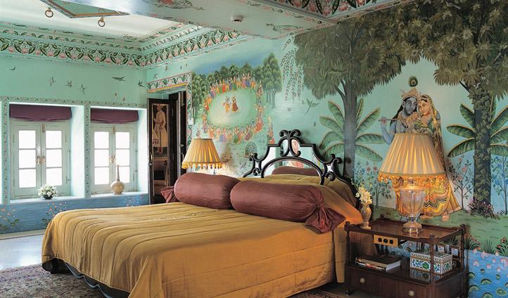 The elegant rooms