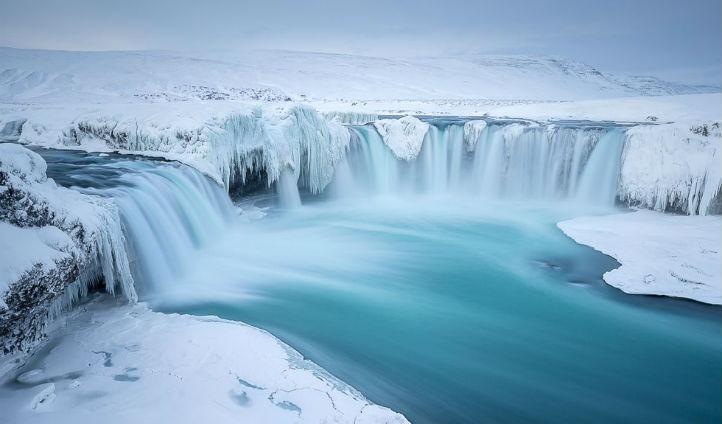 Visit Godafoss Waterfall
