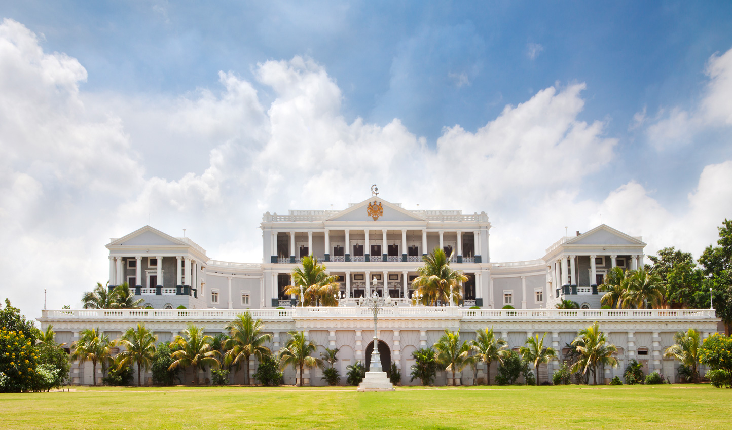 Retreat to your royal abode at Taj Falaknuma Palace