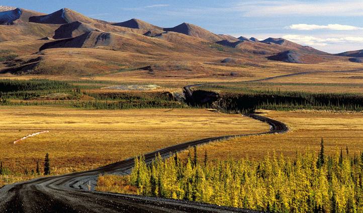 Dempster Highway, Northwest Territories