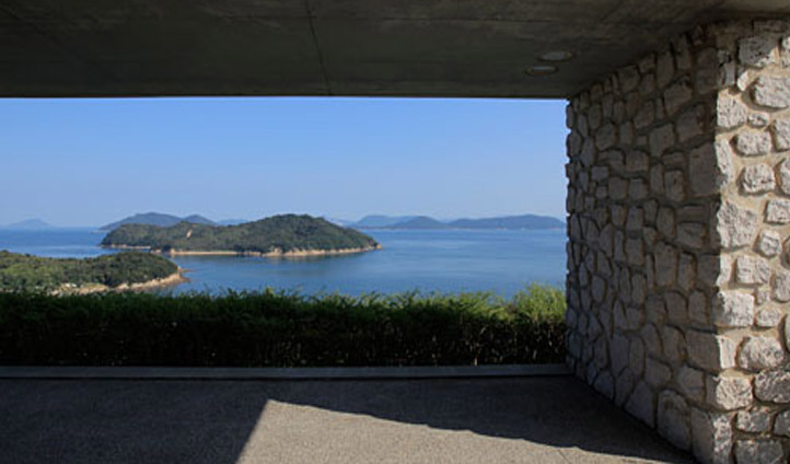 Seto Inalnd Sea, Benesse House Japan, Naoshima
