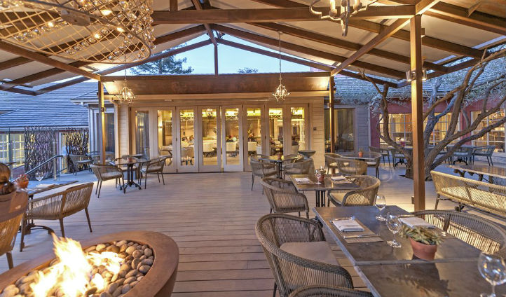 Bernardus Lodge Restaurant