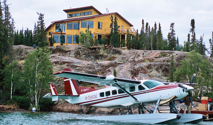 Blachford Lake Lodge, Northwest Territories