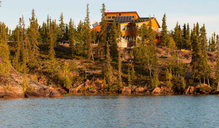 Blachford Lake Lodge, Northwest Territories