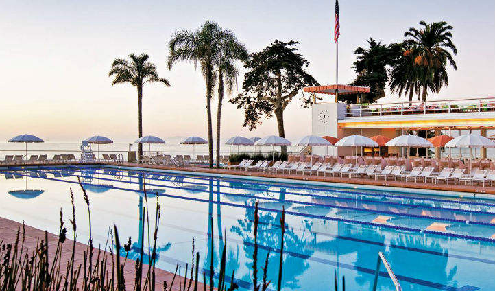luxury hotels in santa barbara