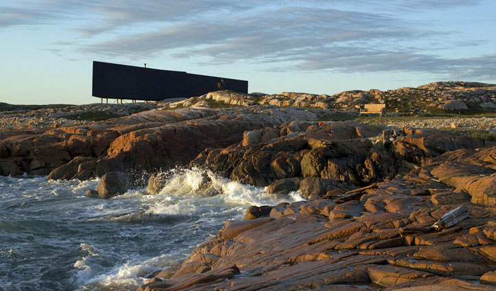 The Long Studio, Fogo Island - Photo © Paddy Barry