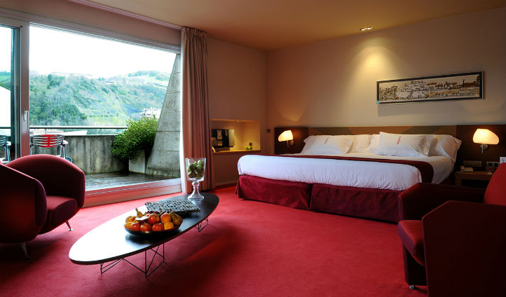 Luxury hotels in spain Silken Gran Domine