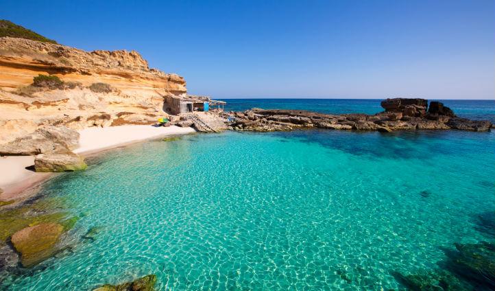 Formentera boat cruise