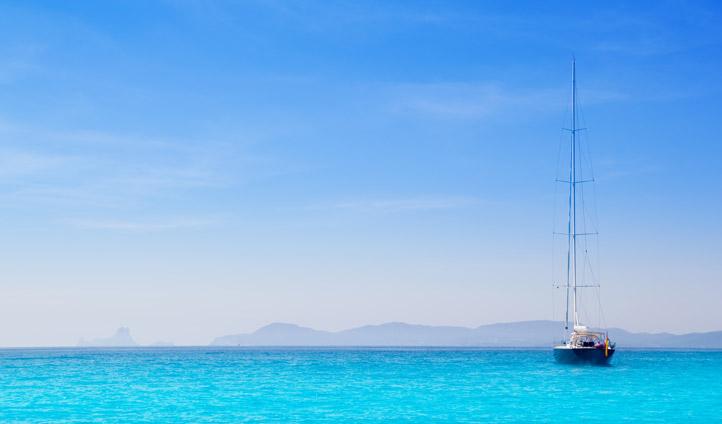 Set saiil to Formentera