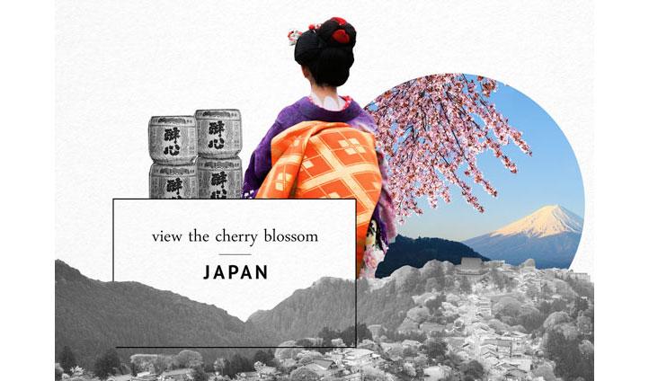 Seven Wonders: Japan | Black Tomato