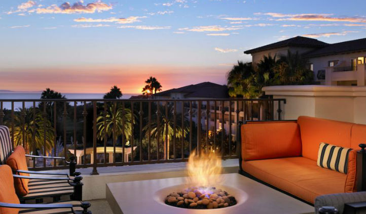 Luxury hotels in california