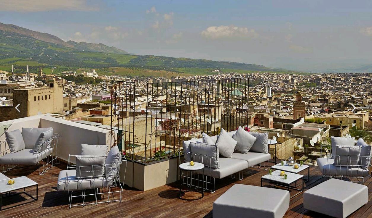 Luxury holidays in fez