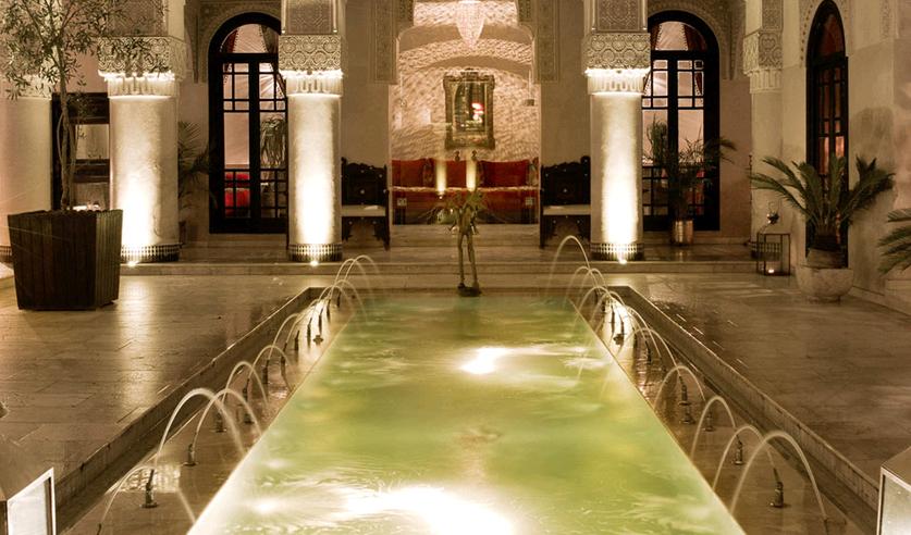 Luxury fez holidays