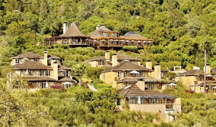 Luxury holidays in Napa